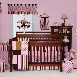 Trend Lab Maya 4 Piece Crib Bedding Set   Baby Bedding Sets