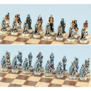 Skeleton Chessmen   Chess Pieces