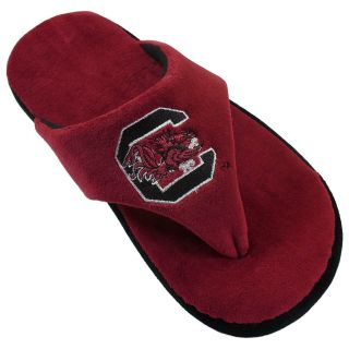 Comfy Feet NCAA Comfy Flop Slippers   South Carolina Gamecocks   Mens Slippers