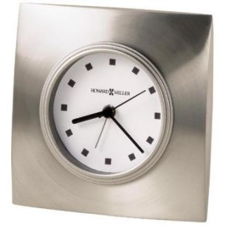 Howard Miller Bernardino Desktop Alarm Clock   Alarm Clocks