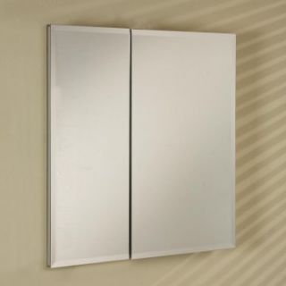 Afina Broadway Recessed Double Door Medicine Cabinet   31W x 4D x 21H in.   Medicine Cabinets