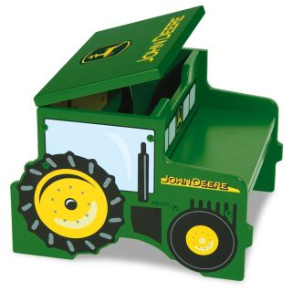 KidKraft John Deere Step N' Store   Decor