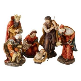 Holy Family and Wise Men   Set of 6   Nativity Sets