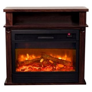 Yosemite Home Decor 36.5 in. Manchester Electric Fireplace   Electric Fireplaces