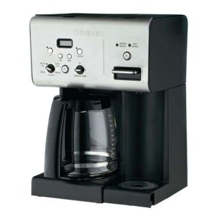 Cuisinart CHW 12 12 Cup Programmable Coffeemaker with Hot Water System   Coffee Makers