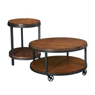 Hammary Mercantile Coffee Table Set