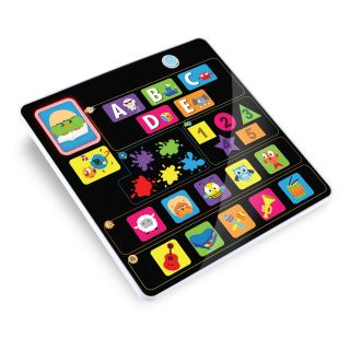 Kidz Delight Smooth Touch Fun N Play Tablet   Learning Aids