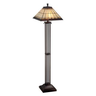 Lite Source Arty Tiffany Floor Lamp   Floor Lamps