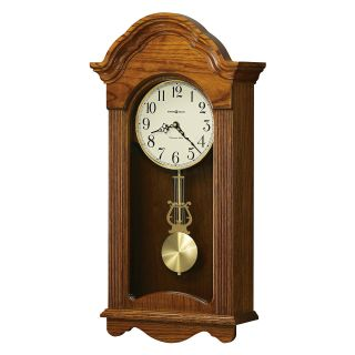 Howard Miller 625 467 Jayla Wall Clock   12.25 in. Wide   Wall Clocks