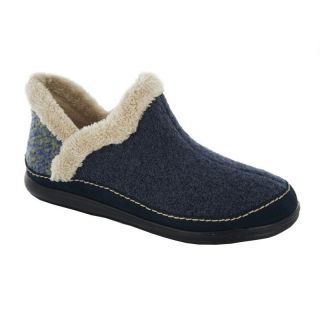 Harper Womens Bootie Slippers by Daniel Green   Denim   Womens Slippers