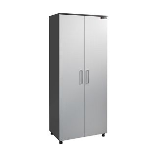 Black & Decker 31.25 in. Storage Cabinet with Adjustable Shelves   Cabinets