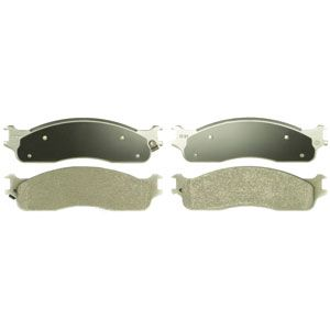 Duralast/Brake Pads   Front (MKD965) 1992 Mercedes Benz 300TE 6 Cylinders 3.0L FI