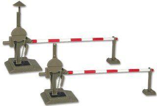 Viessmann 5100   H0 Vollautomatische Bahnschranke: Spielzeug