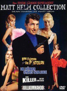 Matt Helm Collection [4 DVDs]: Dean Martin, Elke Sommer, Stella Stevens, Senta Berger, Daliah Lavi, Sharon Tate: DVD & Blu ray