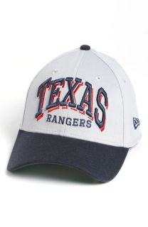 New Era Cap Texas Rangers   Arch Mark Fitted Baseball Cap