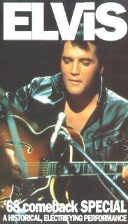 Elvis   68 Comeback [VHS] Elvis Presley, Charlie Hodge, Scotty Moore, D. J. Fontana, Chris Bearde, Jerry Smith, Wayne Kenworthy, Steve Binder, Allan Blye, Bones Howe, Phil Spector VHS