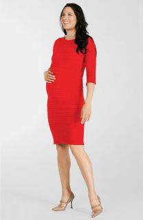Tees by Tina Crinkle Maternity Dress