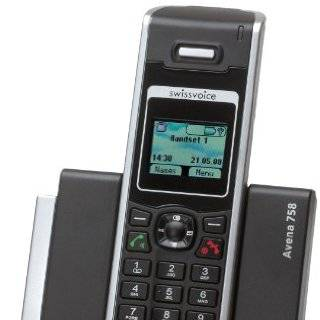 Swissvoice Avena 758 Schnurloses Analog Telefon mit Elektronik