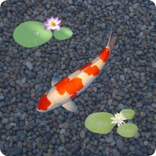 aniPet Koi Live Wallpaper (Free): Apps f�r Android
