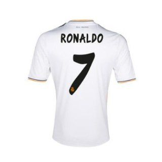 2013 14 Real Madrid Home Shirt (Ronaldo 7)   Kids [Misc.]: Sport & Freizeit