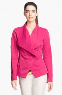 Lafayette 148 New York Isabel   Confectionary Crinkle Jacket