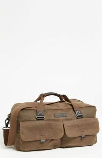 Andrew Marc Essex Twill Duffel Bag