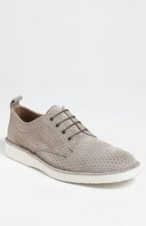Andrew Marc Baxter Perforated Buck Shoe