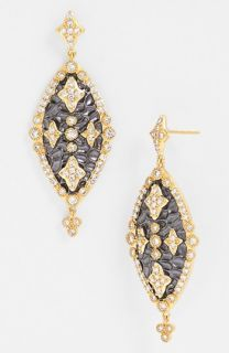 Freida Rothman Madison Avenue Drop Earrings