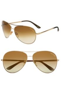 Tom Ford Charles 62mm Aviator Sunglasses