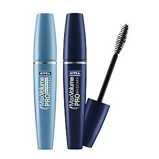 Nivea Beauty Ideal Revolution Mascara Waterproof Wimperntusche 04 Black / Schwarz 7ml Mascara Revolution f�r Ihre Wimpern! Die Mulit Rubberflex B�rste f�r Volumen, Trennung, L�nge & Schwung. Wimperntusche Kosmetik Wasserfest: Parfümerie & Kosm