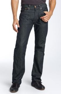 Levis® Red Tab™ 501™ Straight Leg Jeans (Dimensional Rigid Blue)
