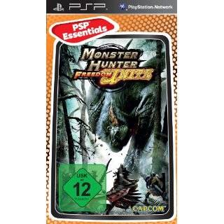 Monster Hunter Freedom Unite [Essentials] Sony PSP Games