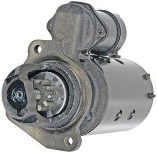 NEW 12V 10T CW STARTER MOTOR INTERNATIONAL CRAWLER TRACTOR 500C DIESEL 403300R92: Automotive