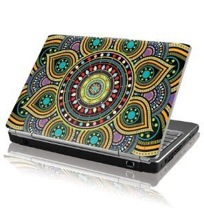 Patterns  Sacred Wheel Colored  Skinit Skin for Dell Inspiron 15R / N5010, M501R: Everything Else