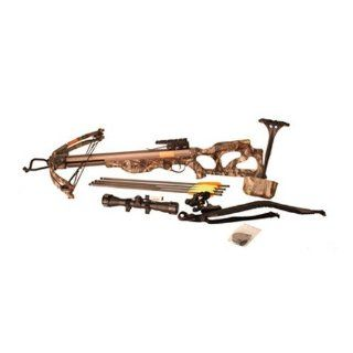 "SA Sports Outdoor Gear Crossbow Package ""Ripper 185 lb Compound"": Sports & Outdoors"