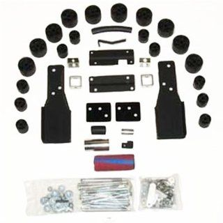 "Performance  Accessories  192  2"" Body Lift Kit  Chevy  /  Gmc  S 10,  S 15,Sonoma  Zr2  98 03  Std,  Ext.: Automotive"