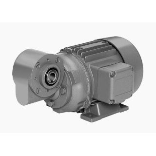 Worm geared motor MH with hollow shaft 250 Watt 230/400V 50Hz i=15:1 output speed approx. 187 rpm Md2=8.3Nm (For operating instructions please visit the download area of our website www.maedler.de): Electric Motors: Industrial & Scientific
