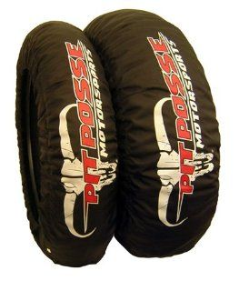 Motorcycle Tire Warmer Warmers Sportbike Dual Temp Set for 180 195 tire size 2 YEAR WARRANTY: Everything Else