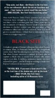 Black Site: A Delta Force Novel (Delta Force Novels): Dalton Fury: 9781250014191: Books