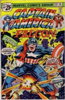 Captain America and the Falcon (Comic) May 1976 No. 197 (1): Jack Kirby: Books