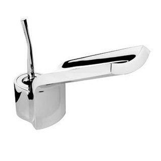 Aquabrass 80914AC AC Antique Copper Bathroom Faucets Single Hole Lav Faucet: Home Improvement