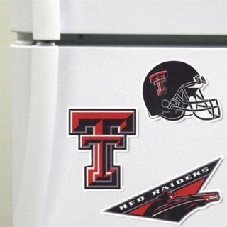 Texas Tech Red Raiders 6 x 8 Multi Magnet Sheet