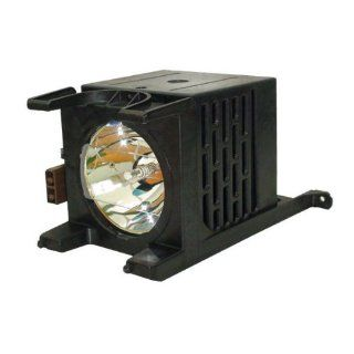MediaMonster Y196 LMP Replacement Lamp with new Housing for Toshiba Television: Electronics