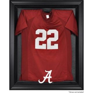 Alabama Crimson Tide Black Framed Logo Jersey Display Case