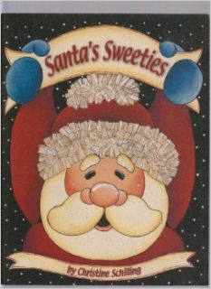 Santa's Sweeties ; Decorative Wood Painting Craft ; Christmas: Gail Mosher: Books
