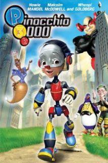 P3K Pinocchio 3000 Whoopi Goldberg, Howie Mandel, Malcolm McDowell, Daniel Robichaud  Instant Video