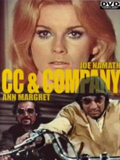 CC & Company: Joe Namath, Ann Margret, William Smith, Jennifer Billingsley:  Instant Video