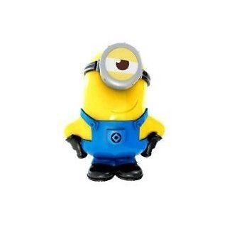 Despicable Me 2 Battle Pods Mini Figure Blind Bags Minions Micro Figure #2 Totally Carl: Toys & Games