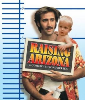 Raising Arizona: Nicolas Cage, Holly Hunter, Trey Wilson, John Goodman:  Instant Video