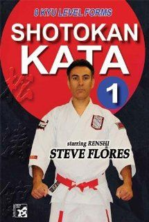 Shotokan Karate Kata: Kyu Level Forms: Steve Flores:  Instant Video